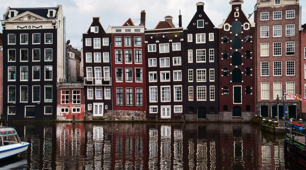 budy do holandii