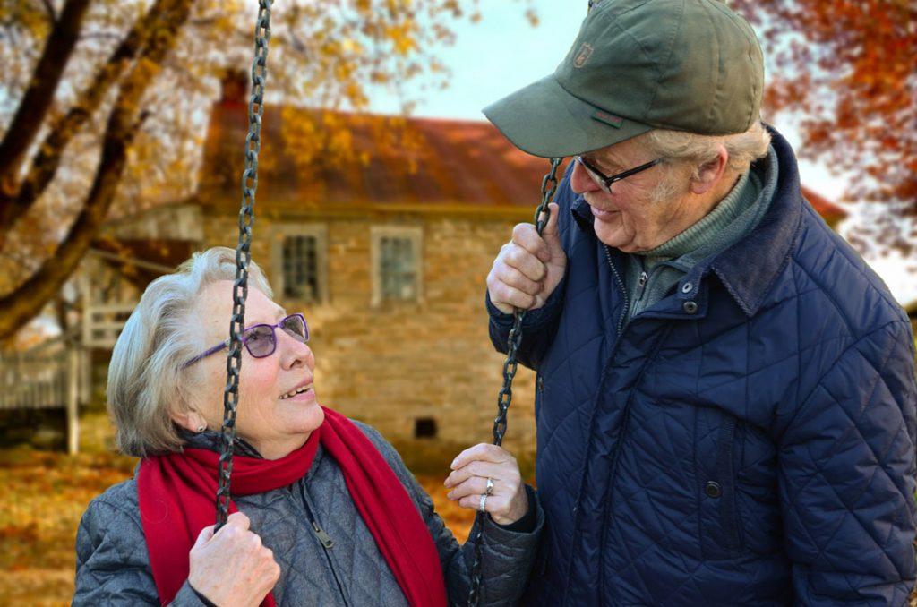 dom opieki - godna starość